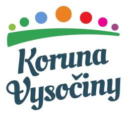Koruna Vysočiny logo